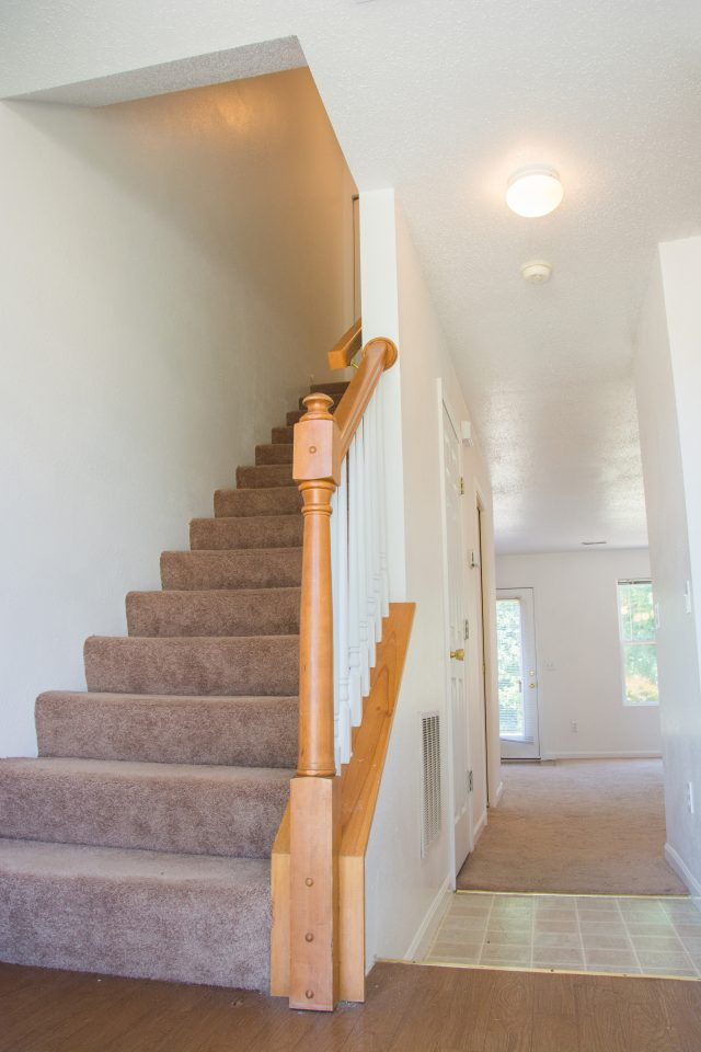157 Park Place- hallway / stairs